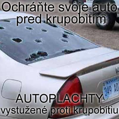 Plachta proti krupobitiu